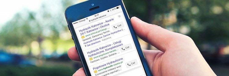 Google zweryfikuje numery telefonów w rozszerzeniach AdWords