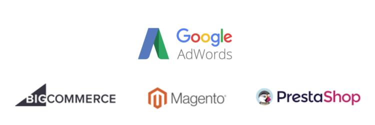 Współpraca Google z systemami e-commerce