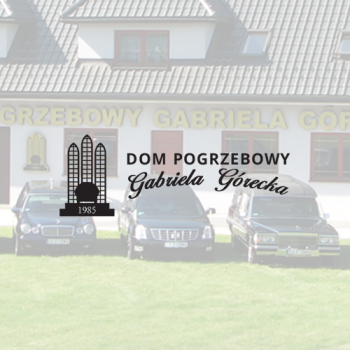 Dom Pogrzebowy Górecka