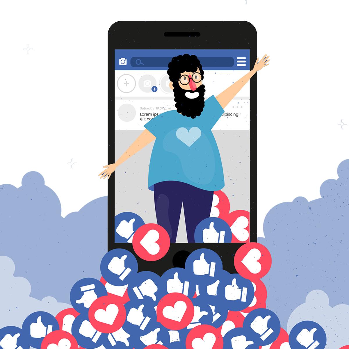 Strona firmowa na Facebooku