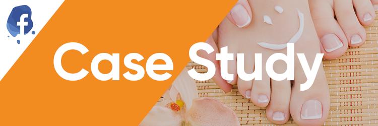 Case study – Kosmetyki do stóp na Facebooku