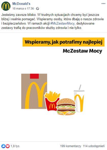 McZestaw Mocy