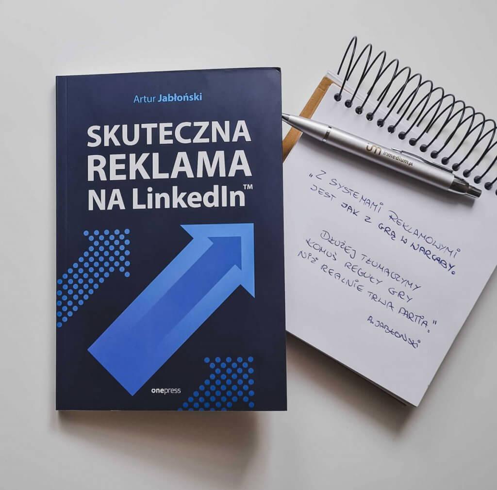 Artur Jabłoński - Reklama na LinkedIn